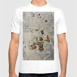 Beach after the surf goes out T-shirt