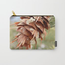 Watercolor Plant 21 Carry-All Pouch