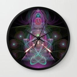 Medi Sines Wall Clock