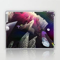 Moonlight Drive Laptop & iPad Skin