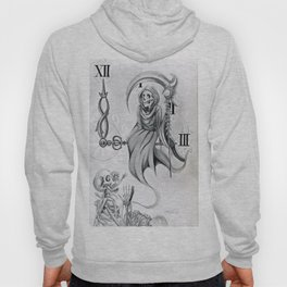Time waits for no one Hoody