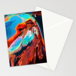 Levkí (Abstract 47) Stationery Cards