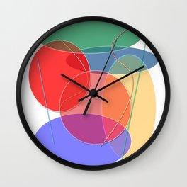 Abstract #27 Wall Clock