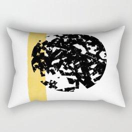 Abstract Moon #society6 #abstractart Rectangular Pillow