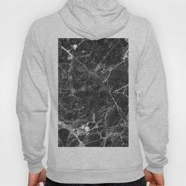 Black and White Marble Granite Hoody
