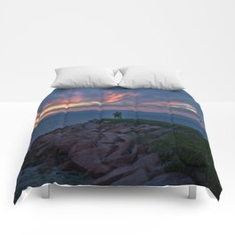 Some Enchanted Evening Comforters