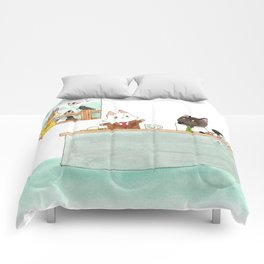 The Weather Report Comforters
