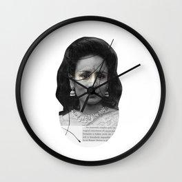 Secret Keeper Wall Clock