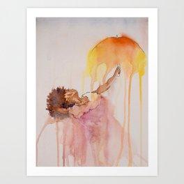 Mr. Ailey Art Print