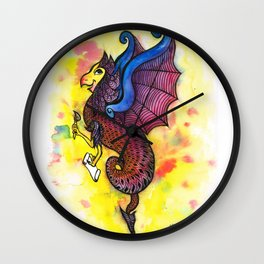 The Griffin Wall Clock