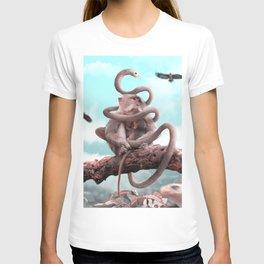 Secutiry - Julien Tabet - Photoshop Artwork T-shirt