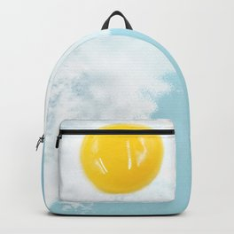 Fried by the beach Backpack