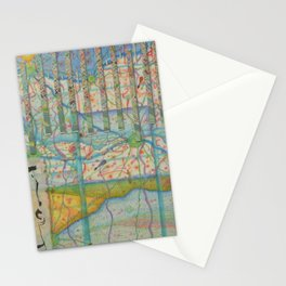 Let Us Do Our Best Even If It Gets Us Nowhere Stationery Cards