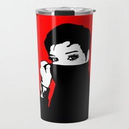 Liza Minnelli - Pop Art Travel Mug