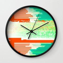 TE ON Wall Clock