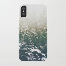 Magical Haze in the Wild Slim Case iPhone X