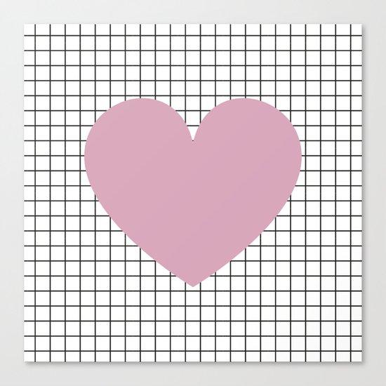 Heart #1 Canvas Print