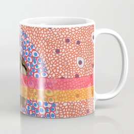 Text Me A Texture Coffee Mug