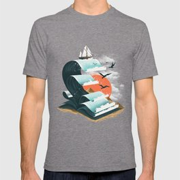 Waves of Knowledge T-shirt