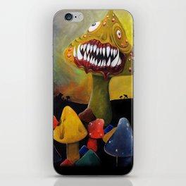 Magic Man iPhone Skin