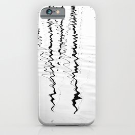 Ripples And Reflections 1 iPhone Case