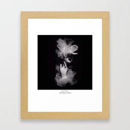 La Pierrot II (C)2015 Framed Art Print