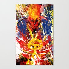 Red T Canvas Print