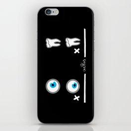 OJO POR OJO, DIENTE POR DIENTE (aka AN EYE FOR AN EYE) iPhone Skin
