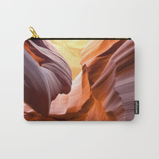 Canyon Forms Carry-All Pouch