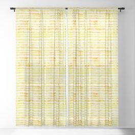 Make Lemonade Sheer Curtain