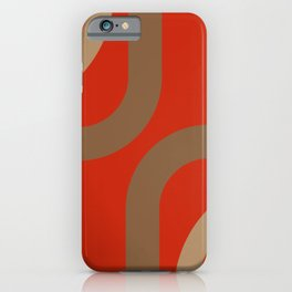 High Noon in the Southwest iPhone Case