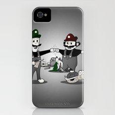 Super Smash'd Bros. Slim Case iPhone (4, 4s)