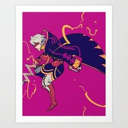 Thoron Art Print