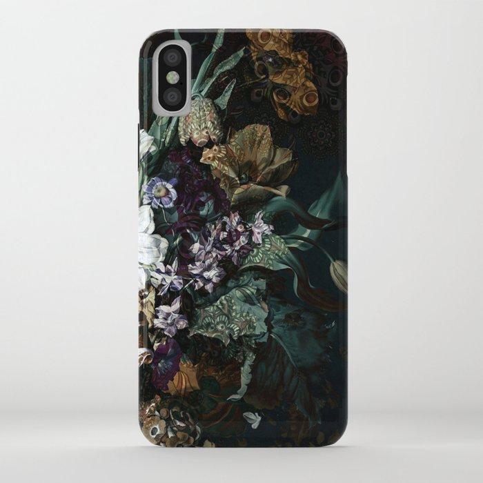 Beautiful Bohemian Bouquet iPhone Case