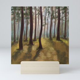 Forrest for the Trees Mini Art Print