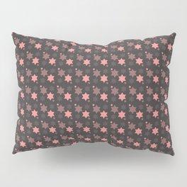 Jewish Filled Star of David Pattern Pillow Sham