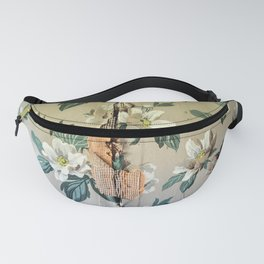 Vintage Gardenias Fanny Pack