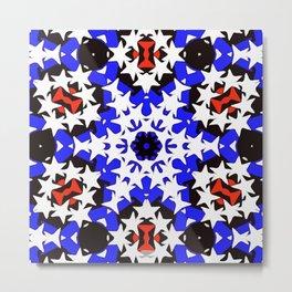 Tile Pattern / GFTTile132 Metal Print