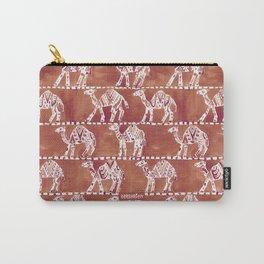 CAMEL CARAVAN Carry-All Pouch