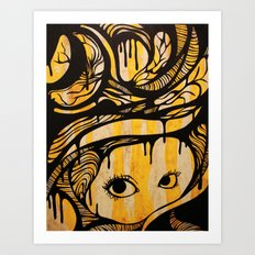 Jaundice Art Print