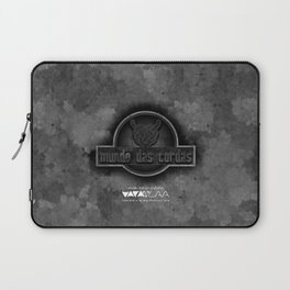 "Vaca - MP: ""Mundo das Cordas"" Laptop Sleeve"