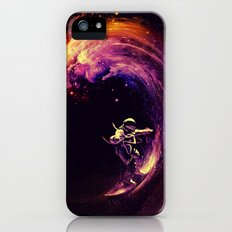 Space Surfing iPhone (5, 5s) Slim Case