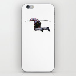 can't. even. iPhone Skin