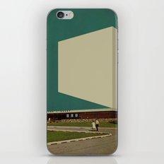 Block 46 iPhone & iPod Skin