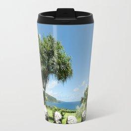 Keanae Maui Hawaii Travel Mug