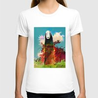 chihiro T-shirts featuring no face by ururuty