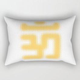 Aum Rectangular Pillow
