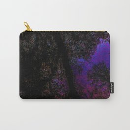 Reverse Reflections Carry-All Pouch
