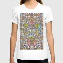 Cartooniverse T-shirt