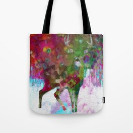 Blinded Tote Bag